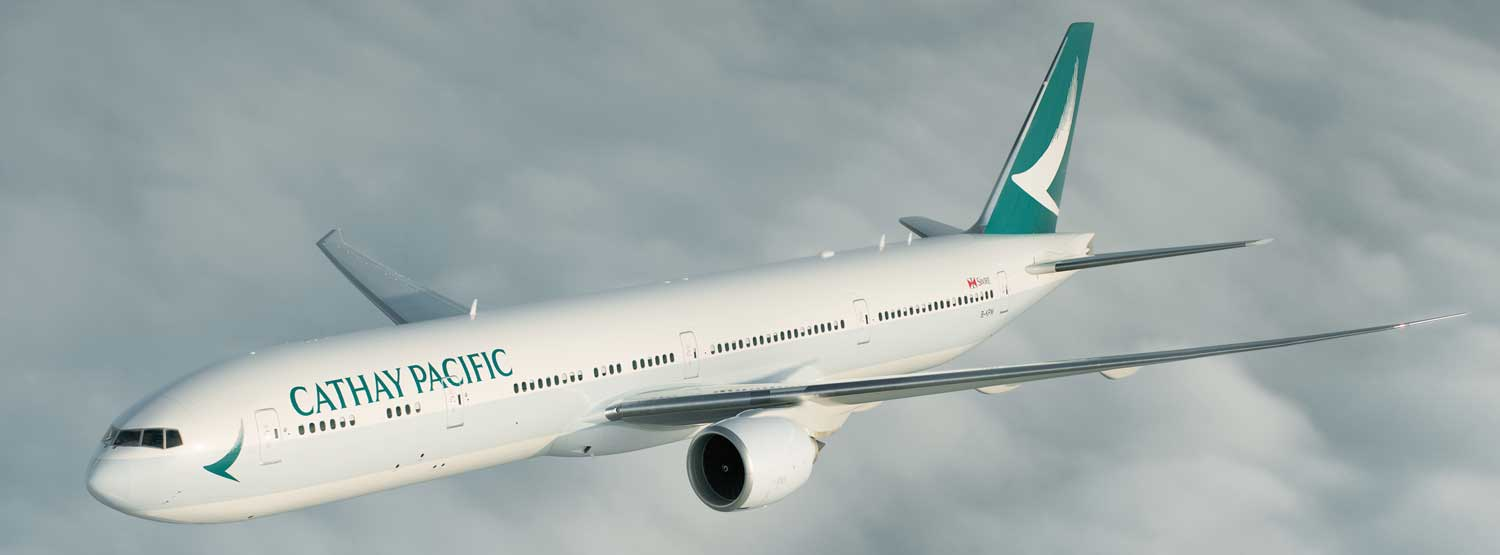 Cathay Pacific Travel Agent Discount
